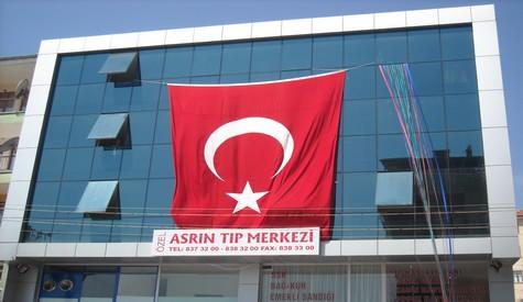 Asrın Tıp Merkezi Açıldı