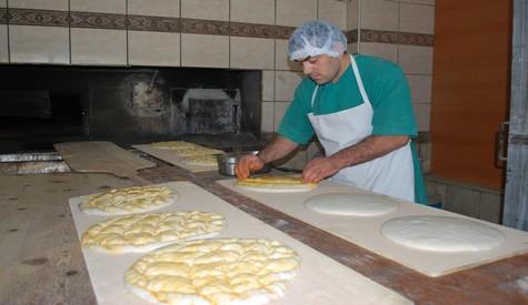 Bostan Ekmek Fırını Ramazan Pidesi Satışına Başladı