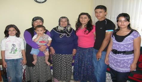 Aile Yaşam Merkezinden Şehit Ailesine Ziyaret