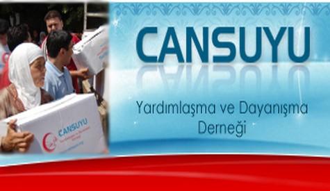 Ankara'nın kumanyası Cansuyu'ndan