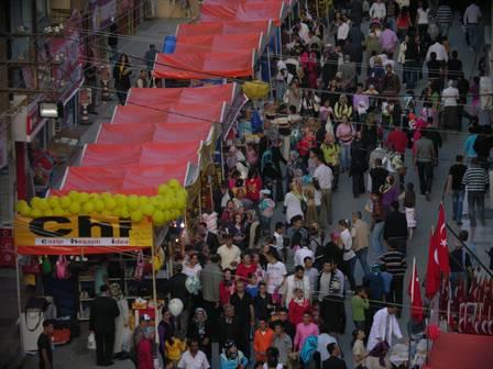 Çubuk Turşuları Festivale Hazırlanıyor