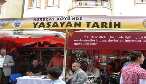 Kuruçay Köy Müzesi Tarihi Yanstıyor