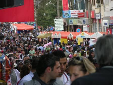 Festivaldeki Standların Satımları Başladı