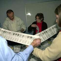 Yüksek Seçim Kurulu kesin listeleri yayınladı.