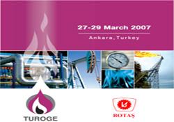 Enerji Devleri TUROGE 2007 için Ankaraya geliyor