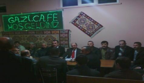 Emlakçılar Toplantıda Biraraya Geldi