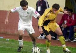 çubukspor A genç futbol takımı şampiyon oldu