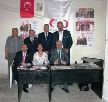 GP 2. bölge milletvekili adayları çubukta