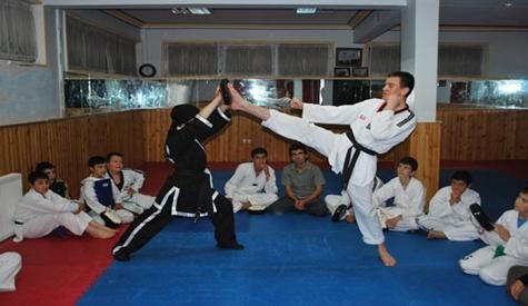 Türkiye Hapkido Şampiyonası Çubukta Yapılacak