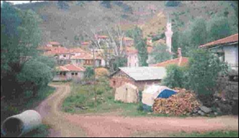 Kızılören Köyü Suya Kavuşuyor