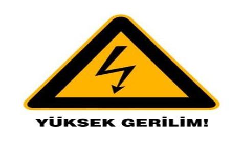Anten Düzeltirken Elektrik Akımına Kapıldı
