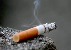 Sigara dumanının bir zararı daha...