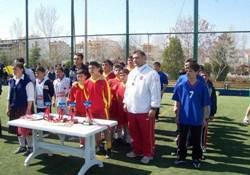 Yıldızlar Futbol Müsabakası Başladı