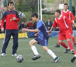 Yıldızlar Futbol Turnuvası Sona Erdi