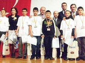 Çubuk'lu Mucitler Türkiye Finalinde