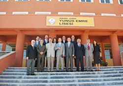 Çubuka Yeni Anadolu Lisesi