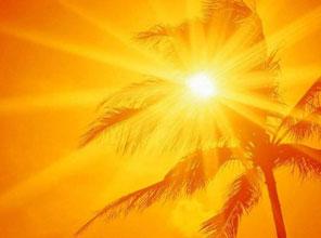 Havalar ısınıyor, güneş ışınlarına dikkat