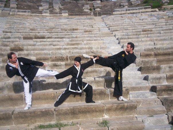 2.Hapkido Müsabakasında Çubuk Başarısı