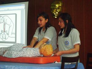 Öğrencilerden İlk Yardım Eğitimi Seferberliği