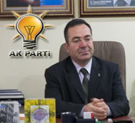 AKP İlçe Başkanı Acehandan Kandil Mesajı