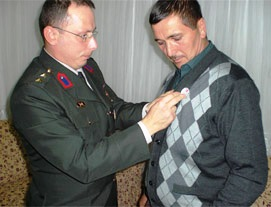 İlçe Jandarma Komutanının Tayini Çıktı