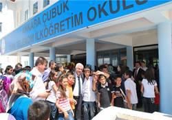 Başarılı Öğrenciler Çanakkaleye Götürülecek