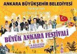 Ankaranın En Büyük Festivali Başlıyor