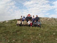 İdris Dağı Tırmanışı Yapıldı