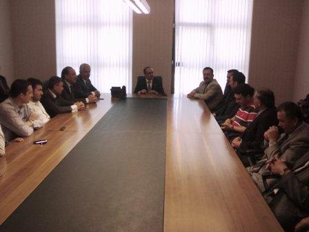 AK Parti Genişletilmiş İstişare Toplantısı Çubukta Yapıldı