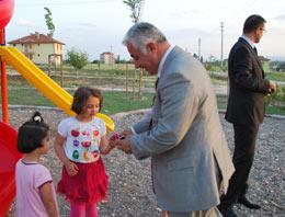 Çubuk Belediye Başkanı teftişte