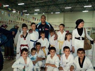 Taekwondo Takımından Altın Vuruş