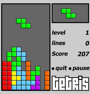 Tetris oyunu, kötü anıları yok ediyor