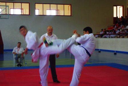 Taekwondocular Madalya ya Doymuyor