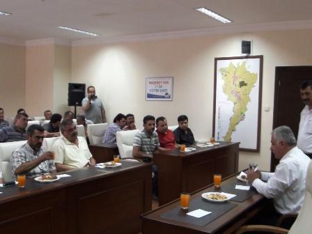 Çubuk Belediyesi İlçe Esnafına Olan Borcunu Kapattı