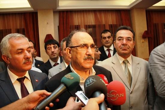 Bakan Atalay;Üniversite Çubukta Kurulacak