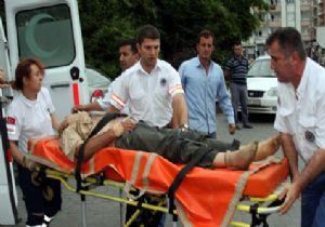 Çubukta trafik kazası: 4 yaralı