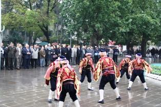 Ankaranın Başkent Oluşunun 87. Yıl Dönümü Çubukta Kutlandı