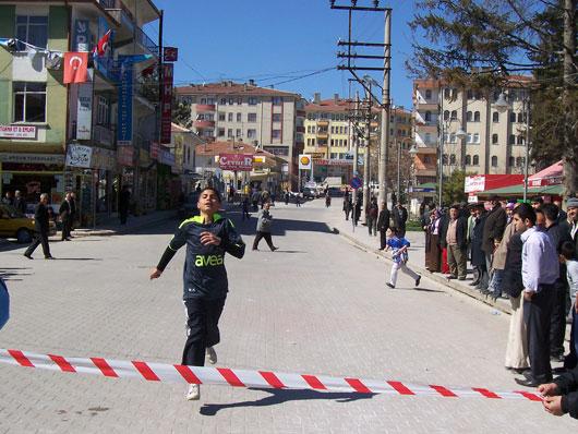 Çubukta 29 Ekim Cumhuriyet Koşusu yapıldı.