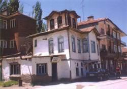 Çubukta Tarihi Evler Restore Ediliyor