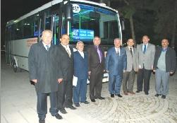 Yeni Halk Otobüsleri Tanıtıldı