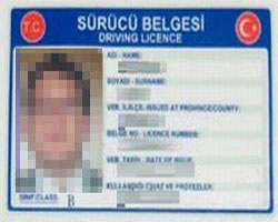 Sahte Ehliyet Kullanan Sürücü Yakalandı