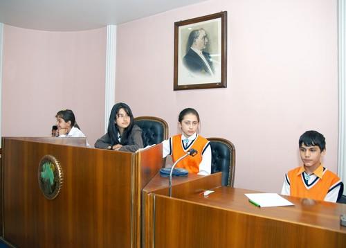 ÇubuktaÇocuk MeclisiKuruluyor
