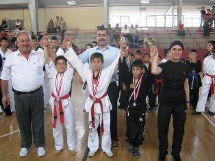 2011 İlk Taekwondo Kuşak İmtihanı Yapıldı