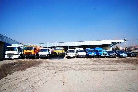 Çubuk Belediyesi Araç Filosunu Güçlendirdi