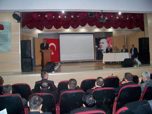 II. Dönem Genişletilmiş Zümre Öğretmenler toplantısı