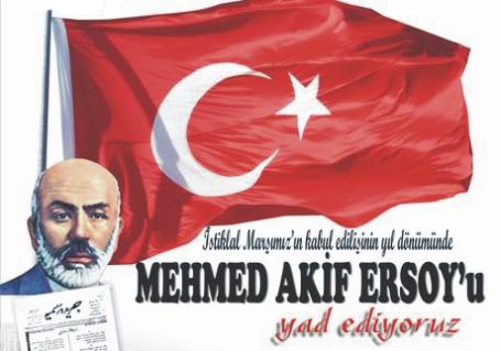 İstiklal Marşının kabulünün 90. yıl dönümü!