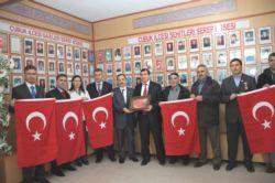 Ankara Temden Terör Mağdurlarına Ziyaret