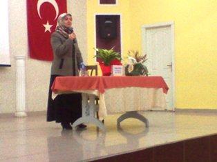 Çubukta İslamda Kadın Konulu Konferans