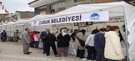 Çubuk 42. Uluslararası Nysa Kültür Festivalinde