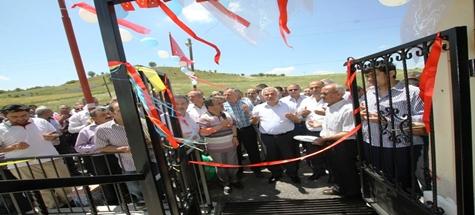 Karaman Köy Konağı Törenle Açıldı